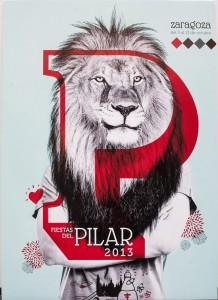 Cartel Pilar 2013