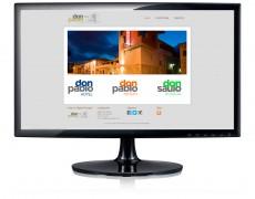 Web Grupo Don Pablo